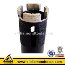 Wet Diamond Core Drill Bit for Sandstone Construction