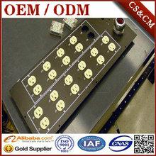 CNC bending sheet metal control box console