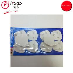 200124 safety plug socket covers 10 pcs Safety plug socket covers