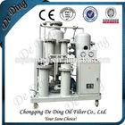 Low-temperature Waste Lubrication Engine Oil Vacuum Refining Machine