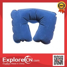 Hot Sale inflatable camping pillow for promotion