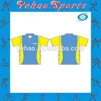 customized stock polo shirt jersey polo couple t-shirt