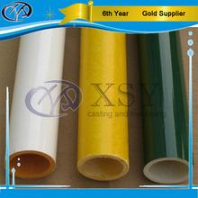 High Temperature Fiberglass Green Color Tube