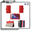 book style with card slots flip cover leather case for Asus Fone Pad 7(FE170CG)