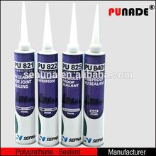 Good bonding and sealing polyurethane adhesive for automobile PU8630