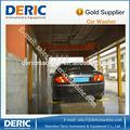 Color blanco de equipo de limpieza del túnel de lavado de coches con segundos 100/del coche