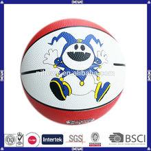2014 new wholesale cheap customized mini basketball