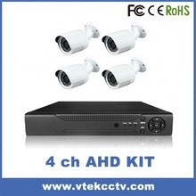 4CH Full HD (1080P) SDI security camera and cctv 4 channel dvr kit h.264 4ch dvr combo cctv camera kit