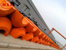 Floating Dock Plastic Pontoons Float for Marine