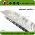 china fábrica de rejillas de ventilación para puerta de aire rejillas de ventilación