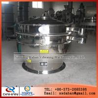 Xinxiang Dahan vibration screen machine shaker separator for Taro flour