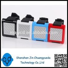 2014 New High Tech Gadgets Record Player Built In Bluetooth Speaker Watch