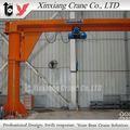 venta caliente montado en xinxiang grúas de brazo de la grúa pluma