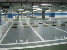 High Quality Garage Floor Painting/ Coating