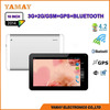 10inch Tablet Pc Mobile Phone , 3G GSM GPS Bluetooth Tablet PC