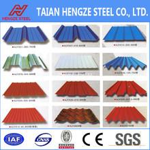 hot sales wooden door design ppgi corrugated roofing steel sheet