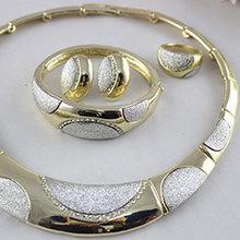 popular western statement jewelry set for ladies EF0046
