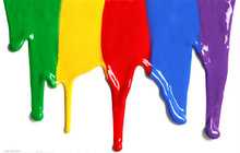Paint colorants for paint and coat