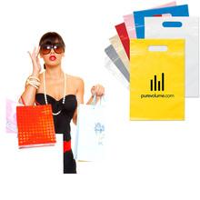 Custom design plastic packing bag printed able