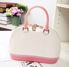 2014 new fashion trendy designer black women hand bag handbag china supplier messager bag