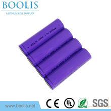 wholesale icr18650 2000mah 3.7v rechargeable battery / li-ion battery 3.7v 2000mah
