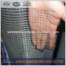 1x1 gauge galvanized welded wire mesh