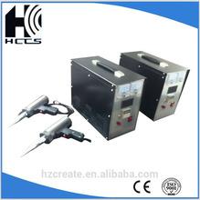 60KHz ultrasonic welding machine for coffee nylon filter ABS welding