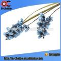 Vente en gros soie, papillon, d'orchidée, fleurs artificielles