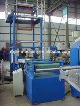 hdpe blown film machine E: ropenet18@ropeking.com M: 008615163894189