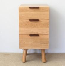 Japanese pure wood ark /oak furniture bedroom /chest of drawers cabinet pastoral IKEA JP32