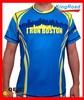 sublimation polyester custom running shirt running vest