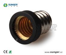 2014 sunger E12 to E10 lamp base, E10 to E12 lamp adapter,lamp holder