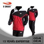 Women custom tracksuit top design training and jogging sport jacket wholesale + custom fabric color size logo OEM factory