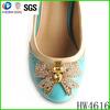 HW4616 The fashion diamond flat shoe decorated buckles wholesale rhinestone accessories