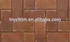 Cheap wholesale Brown Brick Brown pavers