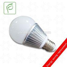 UL smart home led lighting iphone control music flash Bluetooth 5w led bulb