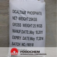 18% DCP Dicalcium Phosphate for animal feed