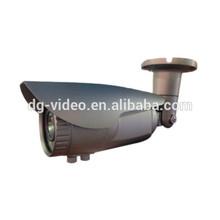 Black bullet camera jammers housing