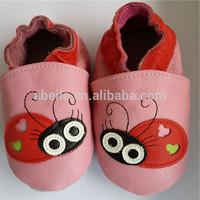 new fashion ballet orthopedic rosette spanish patterns beautiful girl soft sole baby shoes