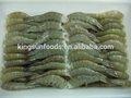 marisco congelado camarão litopenaeus