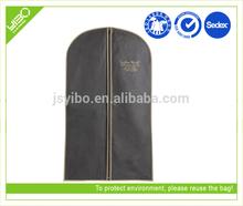 laminated suit cover/non woven garments bags suit cover