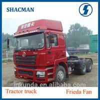 10 wheeler shacman prime mover 280hp