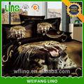 Oriental cubierta de cama/famoso conjunto ropa de cama/animales ropa de cama