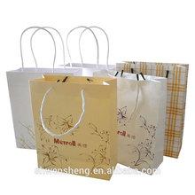 kraft paper bags twisted handles