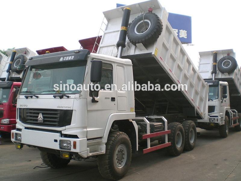Sino Truck 6x4 Dump Truck Howo