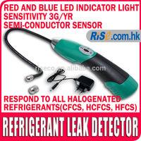 Halogen Refrigerant Freon Leak Detector R134a R410a R22 Air Conditioning HVAC
