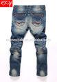 venta al por mayor pantalones vaqueros de diseñador de china para los pantalones vaqueros de los hombres monky azul pantalones vaqueros de los hombres de lavado br1644 pant