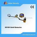 Prático e econômico impermeável ungerground detector de metais md-3010ii