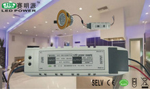 Indoor Triac dimmable Aliexpress constant currentul led driver 1200mA/42W smps made in China