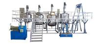 Automatic paint machinery, paint mixing machine, coating mixing machine
